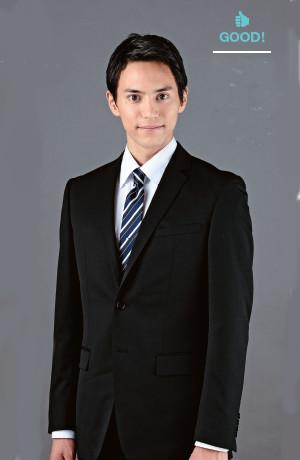 【男性編】身だしなみのコツ
