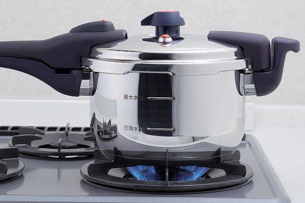 家事の時短アイテム!自炊の味方、「圧力鍋」の魅力!