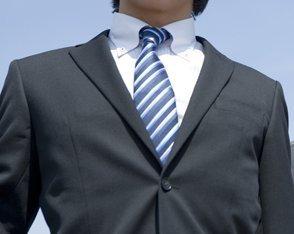 肌の色で違う! ネクタイの色選び
