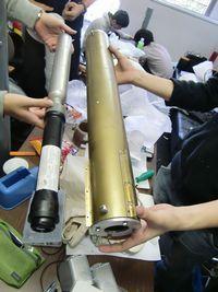 日本の技術産業を救う!? ロケット製作に大学生が挑む。