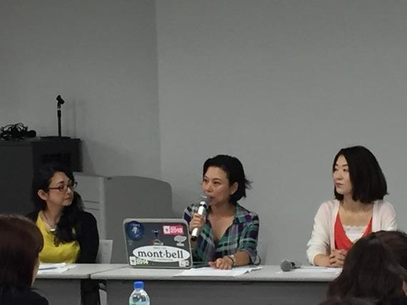 テレビ番組づくりの面白さを、プロが女子大生に直伝するイベント盛況