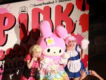 ドレスコードはピンク! ピューロランドで一夜限りのハロウィンイベントを楽しんじゃおう♪ 10月31日(土)開催