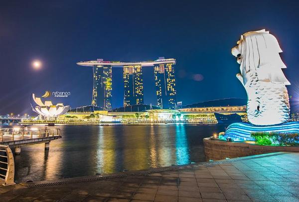 【旅で見つけた私の宝物】シンガポール編