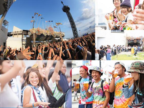 豪華ゲストも出演! 旅好きのための野外フェス「旅祭」が10月4日(日)に開催