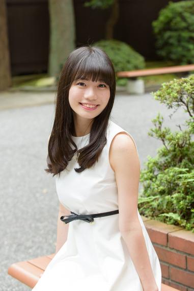 【ミスソフィア2015候補】笑顔がまぶしい! 上智大学法学部3年、栗村真由さんインタビュー
