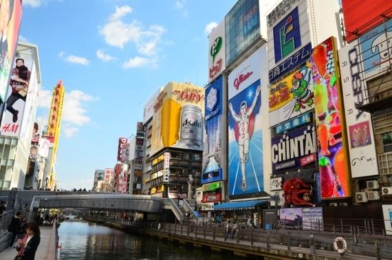 【目的別】大阪の人気観光スポット23選 絶対はずせないエリアをプロが解説