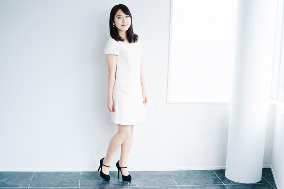 【ミス慶應2015候補】法学部政治学科3年、千須和侑里子さん 画像一覧