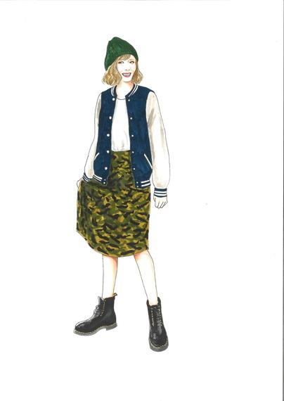 【保存版】秋はスカートが大流行の予感♡アイテム別人気コーデまとめ♪
