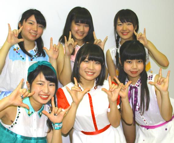 【ユニドル】2015-16winter優勝! 保育士をめざす東洋大学「Tomboys☆」