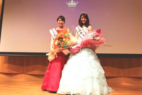 【ミス慶應コンテスト2015】グランプリは経済学部4年の小川真実子さん「支えてくれた人たちに恩返しできました」