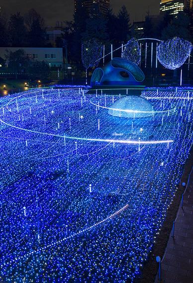 クリスマスデートにおすすめの都内のイルミネーションスポット5選!