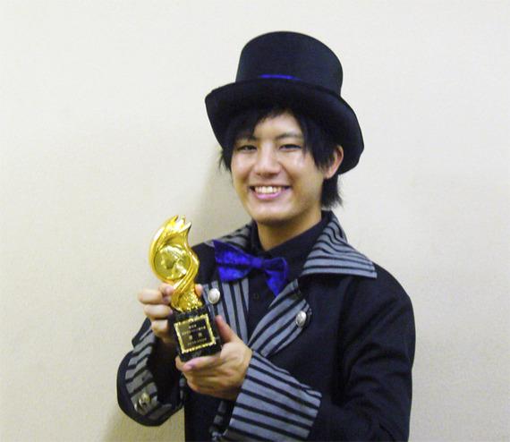 4年で日本一に! 大学生マジシャン、同志社大学黒川智紀さん「本格的に始めたのは大学から」