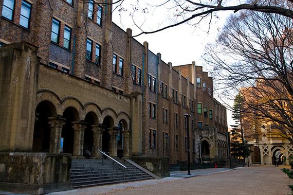 日大は18つも! あの有名大学のキャンパス数ランキング