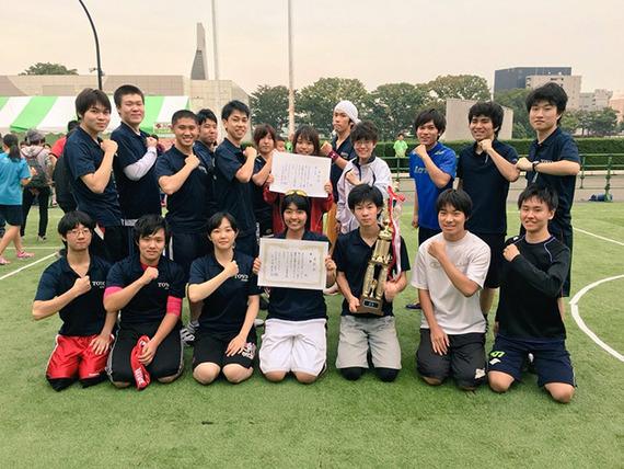 日本代表もいる! 全国レベルの強豪・東洋大学の鬼ごっこサークルとは?