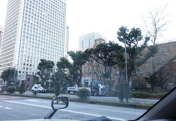 【検証してみた】築地、歌舞伎座、皇居……東京駅付近の人気観光スポットはタクシー初乗りで行けるのか!