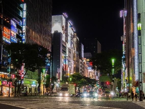 大学生に聞いた! 「一度はここで飲んでみたい」と思う東京の街ランキング! 3位新宿、2位六本木