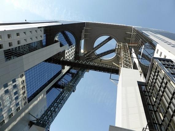GWのデート・観光に! 近畿大学建築科の学生が選ぶ、 大阪のお気に入り建築物スポット5つ