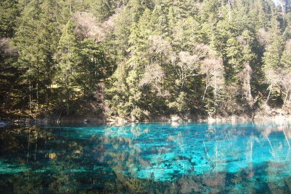 スカイブルーの湖にびっくり! 一度は行きたい、 中国の絶景「九寨溝」って?【学生記者】