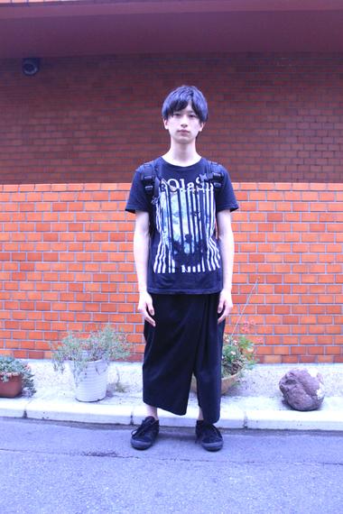 Vol.26 光貴さん(東京調理製菓専門学校)【通学コーデ5days】