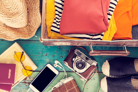 長期留学に必要な持ち物チェックリスト! 準備するべきおすすめ持ち物6選