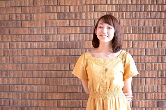 ミスお茶の水女子大コンテスト2016エントリーNo.3角田しのぶさん