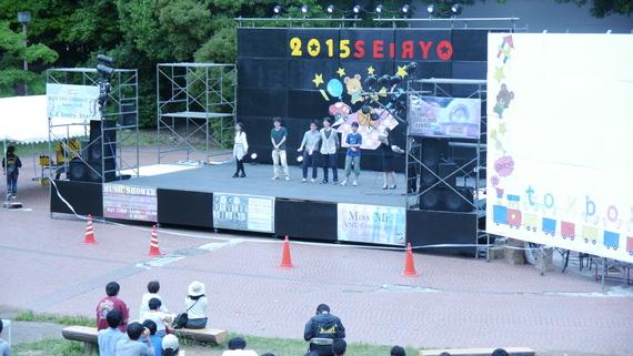 【横浜国立大学 :常盤祭】かもめ先輩にも注目! ステージに屋台に見所満載【2016学園祭情報】