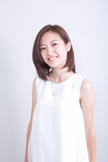 ミス獨協コンテスト2016エントリーNo.3武藤ひかりさん