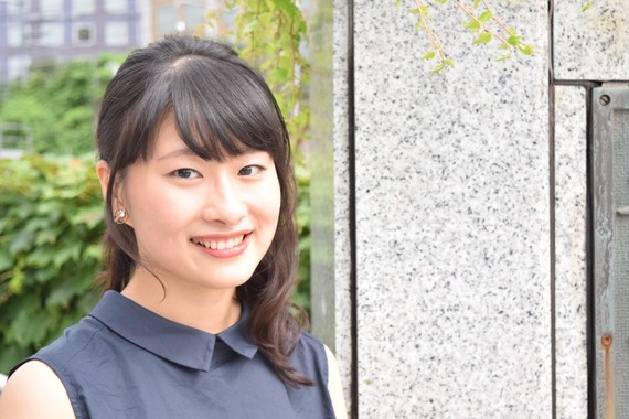 日本大学経済学部 ミス三崎コンテスト2016エントリーNo.4小畑由佳さん