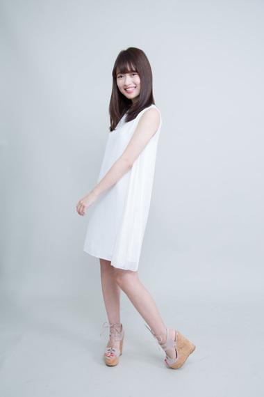 ミス青学コンテストエントリーNo.3 金子涼香さん