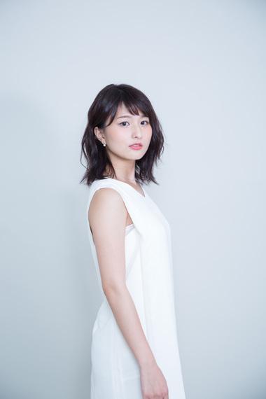 ミス青学コンテストエントリーNo.4 秋山 知宥さん