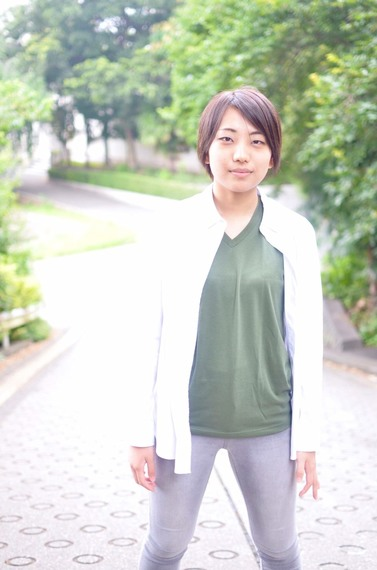 お茶パラ2016エントリーNo.4 山田裕子さん