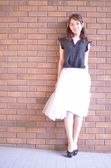 ミスお茶の水女子大コンテスト2016エントリーNo.5 鴻野友紀さん
