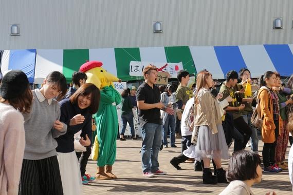 【日本大学芸術学部:芸術祭】毎日芸能人企画あり! 3日間行っても飽きない!【2016学園祭情報】