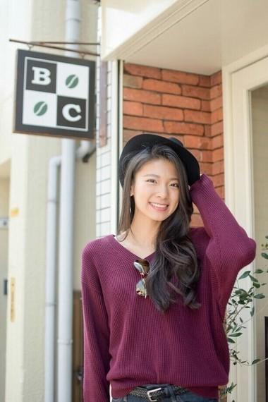 ミス成蹊コンテスト2016エントリーNo.5 鈴木美緒さん