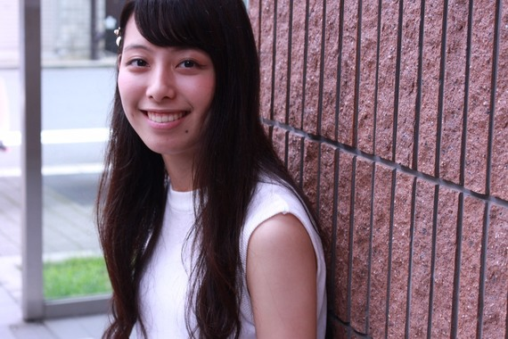 日本大学法学部 ミスフェニックスコンテスト2016エントリーNo.5石橋美帆さん