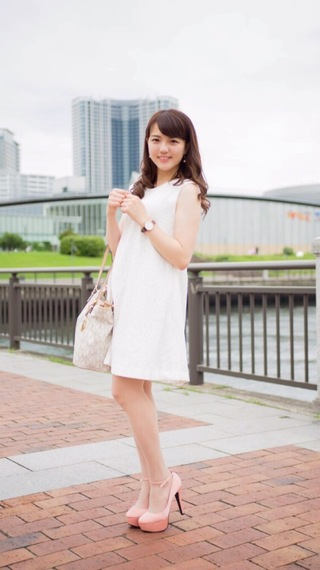 跡見学園女子大学CampusQueenContest2016コンテストエントリーNo.5鈴木祐未さん