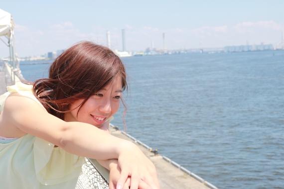 横浜国立大学ミスコン2016エントリーNo.6吉田千里さん
