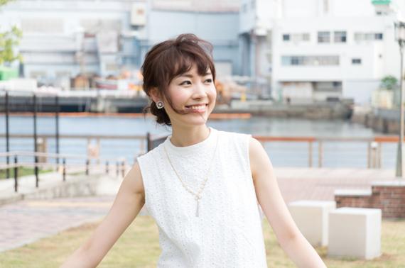 神戸大学ミスコン2016エントリーNo.1岡本愛加さん