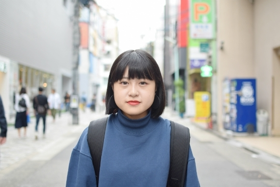 Vol.88 あみさん(名古屋モード学園)【通学コーデ5days】