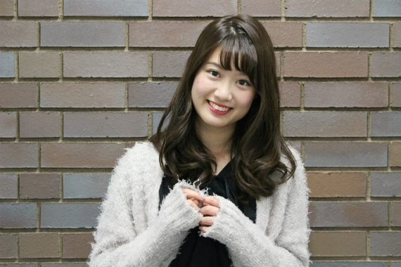 Vol.97 田中陽南さん(準ミスソフィア2016)【通学コーデ5days】