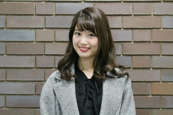 Vol.98 田中陽南さん(準ミスソフィア2016)【通学コーデ5days】