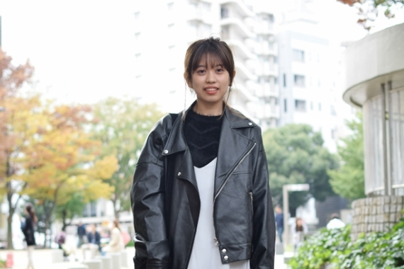 Vol.99 シャイラさん(南山大学)【通学コーデ5days】