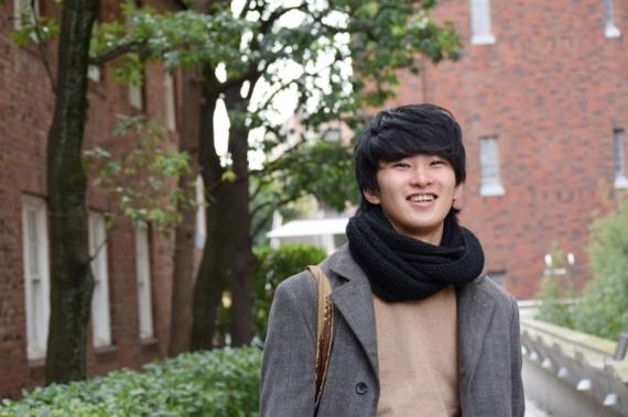 Vol.107 集人さん(立教大学)【通学コーデ5days】