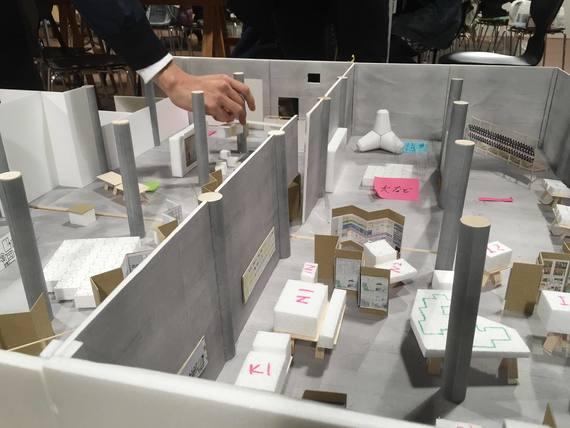 「都市」をテーマとした大学院の展覧会が横浜市内で開催! 本日から3日間【学生記者】