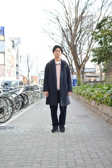 Vol.170 おとなりさん(京都大学)【通学コーデ5days】