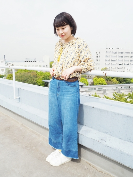 Vol.189 悠花さん(横浜国立大学)【通学コーデ5days】