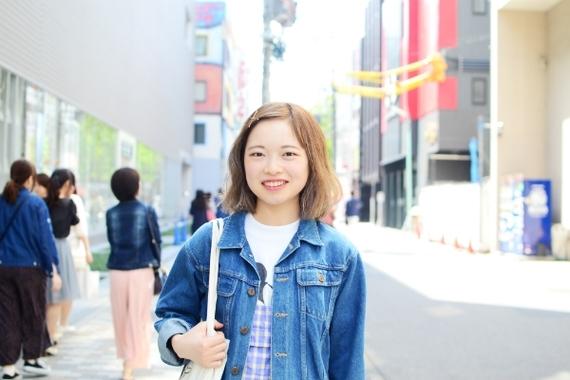 Vol.199 せおんさん(金城学院大学)【通学コーデ5days】