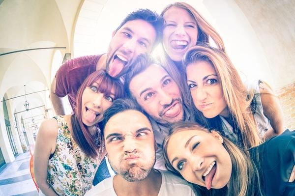 「やたら陽気」「とにかくデカイ」クラスに1人いると楽しい! 留学生の思い出