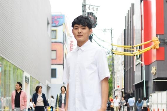 Vol.233 yusukeさん(中京大学)【通学コーデ5days】