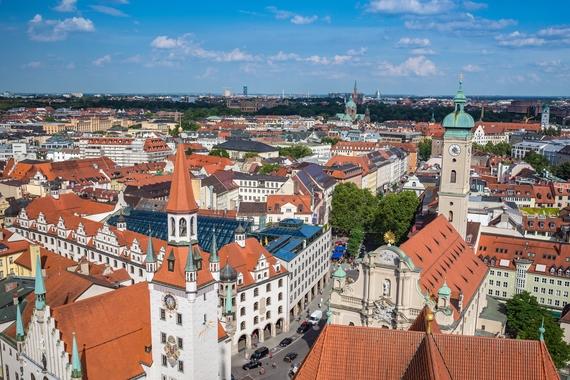 ミュンヘンのおすすめ観光地20選! 最新人気スポットから知っておきたい基本情報まで
